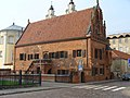 Gotycki dom Perkuna - ponoć najstarsza zabytkowa budowla w okolicy, tak mówił podróżny kolega Paweł z Mińska - panoramio.jpg