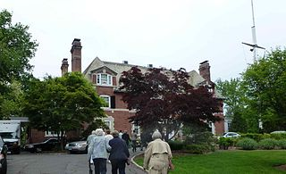 Connecticut Governors Residence