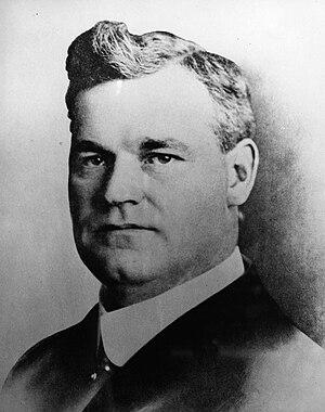 Ernest Lister - Image: Governor Ernest Lister