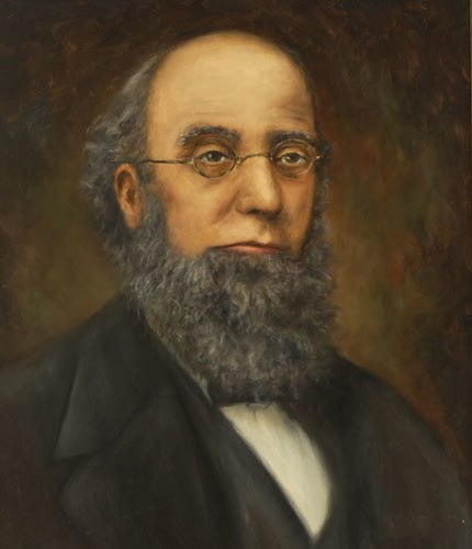 Governor Harrison Reed of Florida