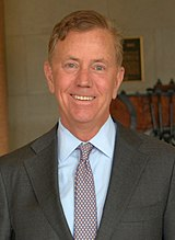 Governor Ned Lamont of Connecticut, official portrait