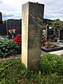 Grab von Martin Kippenberger, Stadtfriedhof Jennersdorf.JPG