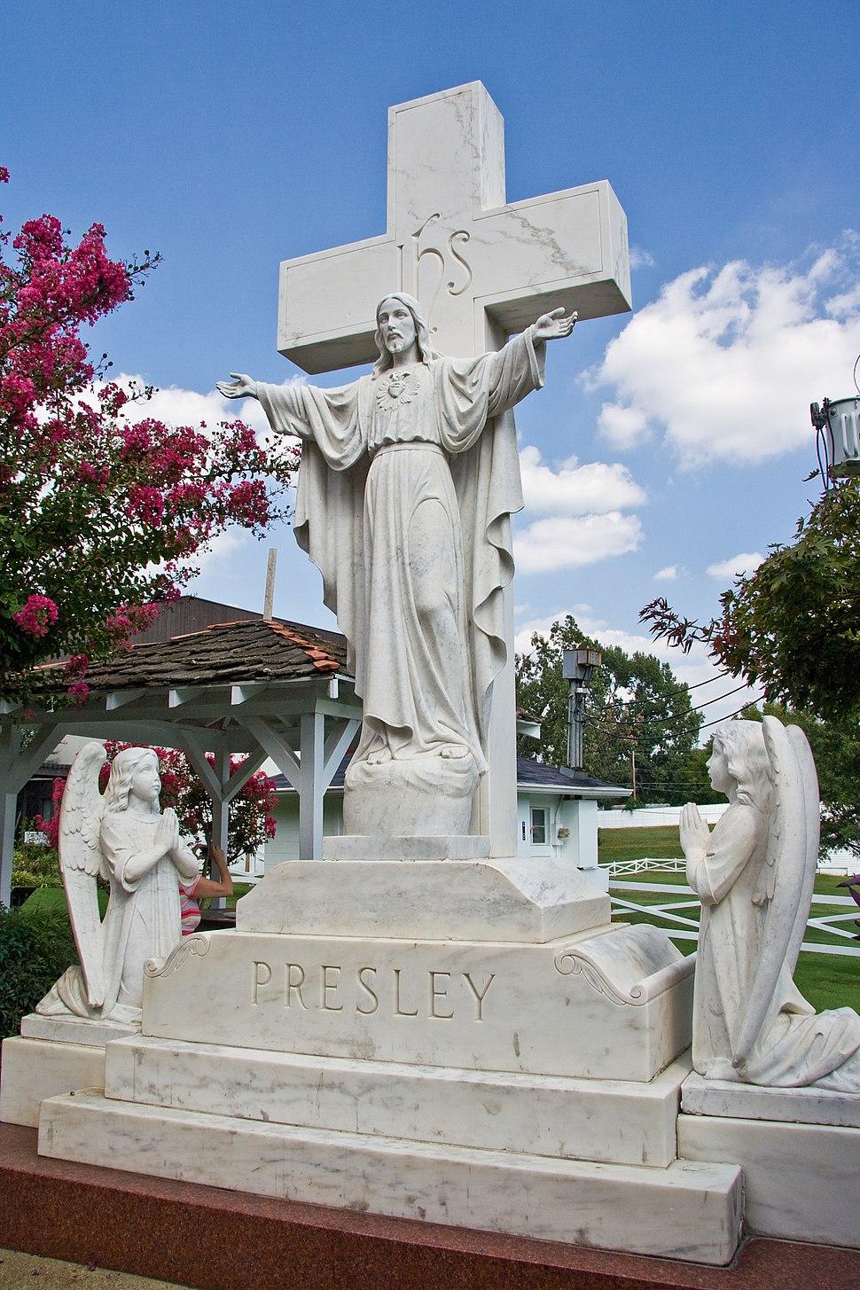 Graceland cross