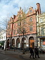 Grade II listed Lloyds TSB, 19 Eastgate Street, Gloucester (geograph 2902659).jpg