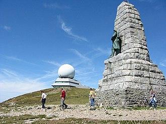 André César Vermare - Monument aux Diables Bleus