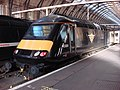 Grand Central train at King's Cross - geograph.org.uk - 671777.jpg