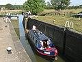 Grand Union Canal - Grove Lock No 28 - geograph.org.uk - 1510049.jpg
