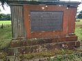 Grave in Churchyard at Shelton Notts in 2015 (2).jpg