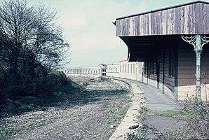 Gravesend West railway station