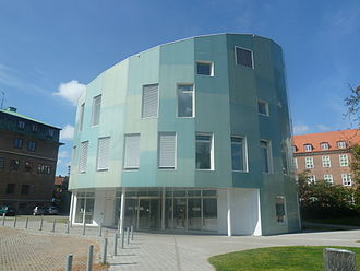 North Campus (University of Copenhagen) - The Green Lighthouse