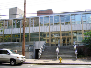 Yale School of Art - Green Hall, the school's main building since 1994