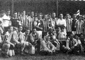 Grêmio Foot-Ball Porto Alegrense - Grêmio state champion in 1931