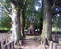 Großröhrsdorf Friedhof Denkmal Weltkrieg.JPG