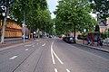 Groenestraat vanaf het westen gezien, Nije Veld, Nijmegen.jpg
