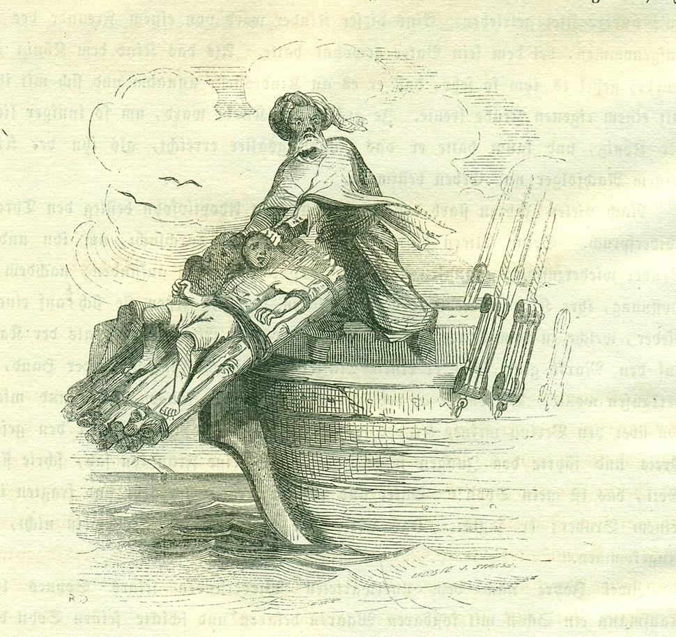Gross F, 436. Nacht, 1001 Nacht, Bd 2, 1839