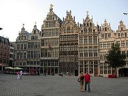 Antwerpia Wikipedia Wolna Encyklopedia