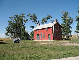 Grover, Colorado - Grover Depot
