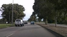 File:Guildford Road westbound, Bassendean.ogv
