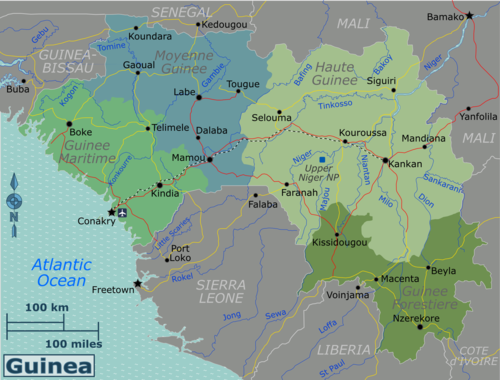 Guinea Travel guide at Wikivoyage