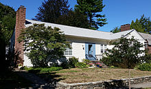 Gustaf and Marion L. Sweet House; 1951; 20 Balton Road Providence RI (2).jpg