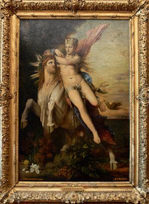 Musée Gustave-Moreau, Paris Gustave Moreau: Ju...