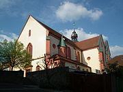 Höchberg, Pfarrkirche Mariä Geburt 002.JPG