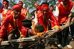 Phú Thọ Province - Men of Phú Thọ Province