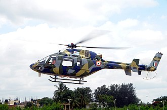HAL Light Utility Helicopter - Image: HAL Light Utility Helicopter (LUH)
