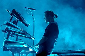 Deep Shadows and Brilliant Highlights - With the addition of keyboardist Burton, the band's line-up would remain unchanged until 2015