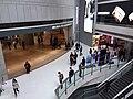 HK 中環 Central 國際金融中心商場 IFC Mall interior escalators Jan 2019 SSG 01.jpg