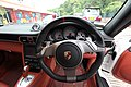 HK 2008年保時捷 出廠2009年 Model 997 C4S 3800cc teachact包圍 21吋吠鈴 Andy Chong white Porsche.jpg