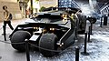 HK Causeway Bay 羅素街 Russell Street Times Square 蝙蝠俠 Batman automobile 展覽 exhibition 蝙蝠車 visitor July-2014.jpg
