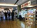 HK Central IFC mall shop Pret A Manger restaurant morning visitors April-2012.JPG