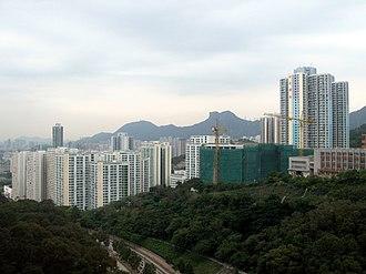 Choi Wan Estate - Choi Wan Estate.