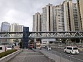 HK KT 啟德 Kai Tak 承啟道 Shing Kai Road 太子道東 Prince Edward Road East footbridge December 2020 SSG 06.jpg