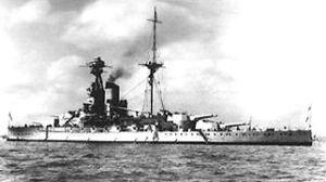 HMS Imperieuse (training establishment) - Image: HMS Resolution 2