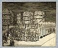 HUA-32395-Afbeelding van een optocht met muziek door de bedienden van de Portugese ambassadeur en onderhandelaar over de Vrede van Utrecht de graaf van Tarouca .jpg