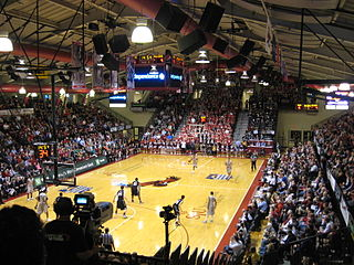 Hagan Arena Arena at Saint Josephs University in Philadelphia