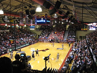 Philadelphia Big 5 - Hagan Arena is the on campus home of Saint Joseph's