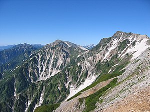 Nagano Prefecture - Hida Mountains (August 2006)