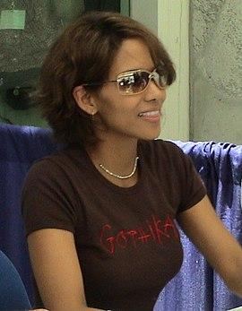 Halle Berry à San Diego en 2003.