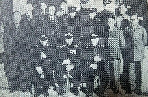 Hamamatsu branch of Shizuoka Prefectural Police 1942