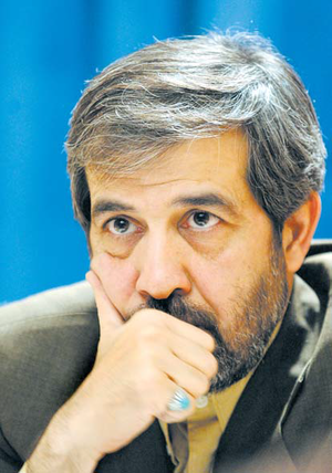 Hamid-Reza Assefi - Hamid-Reza Assefi in June 23, 2003
