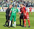 Hammarby IF - IFK Värnamo April 2013 13.jpg