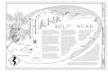 Hana Belt Road title sheet - Hana Belt Road, Between Haiku and Kaipahulu, Hana, Maui County, HI HAER HI-75 (sheet 1 of 13).png