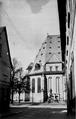 Hanau Neustadt - Niederländisch-Wallonische Kirche von der Schäfergasse 3.png