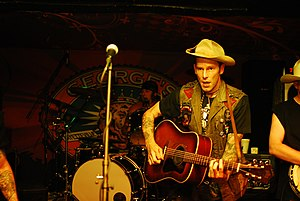 Hank Williams III - Williams in 2010