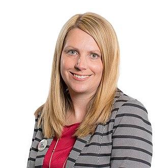 Delyn (Assembly constituency) - Image: Hannah Blythyn AM (27555185853)