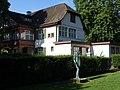 Hanns Joerin (1888–1961) Bildhauer, Skulptur im Park von Pratteln.jpg