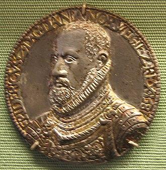 Frederick II of Denmark - King Frederik II